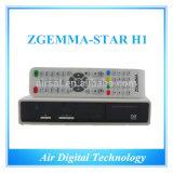 Dvbs2 DVB-C Model Zgemma-Star H1 Digital Satellite Receiver China