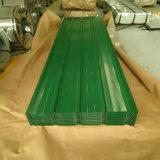 0.22*1000mm Pre-Painted Galvalume Steel Corrugated Steel Sheet