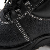 Middle Cut Safety Shoes Miner Shoes Worker Shoes