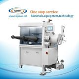Glove Box with Integrated Gas Purification System (1 Purifier) , PLC Controller and HMI, Incl