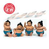 Vinyl Sumotori Soft Figure Toy Promotion Gift Souvenir