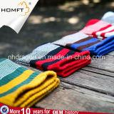 Wholesale Custom Logo Striped Colorful Cotton Men Dress Happy Socks