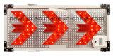 LED Arrow Light Traffic Sign with 49PCS LED