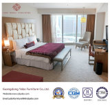 Unique Hotel Furniture with Wood Bedroom Set (YB-S-18)