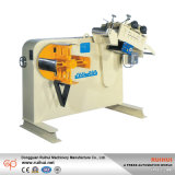 Discount! ! 2 in 1 Uncoiler with Metal Straightener Machine for Punching Line