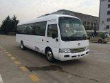 7.7 M Length Rhd Drive Brandy New Minibus with Cumins Diesel Engine