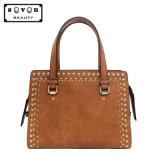 Rivet Handbag Fashion Handbag Lady Handbag