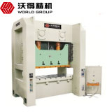 Jw36 Hydraulic and Mechanical Wet Clutch Closed Type Needle Stamping Punch Power Press Equipment 500 Ton to 1000 Ton