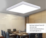 Big Power 400X400 500X500 620X620 300X1200 30W 36W 48W Surfaced LED Panel Lighting