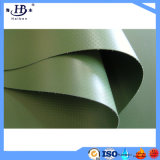 Waterproof PVC Coated Polyester Tarpaulin Fabric