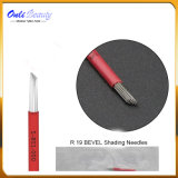 Sterilized Microblading 19 Round Angle Shading Needles 50PCS