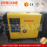 5kw Silent Portable Standby Used Generator Diesel Generator