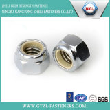 Stainless Steel Nylon Lock Nuts DIN982 for Industry