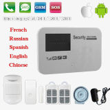 Hot Sale! Smart Products GSM Wireless Home Security Alarm System