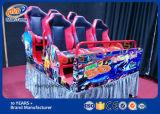 Popular 6 Seats 9d 12D Movies 5D Cinema 7D Cinema Equipment