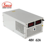 Smun S-3000-48 3000W 48VDC 62A Output AC-DC Switching Power Supply