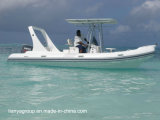 Liya 6.6m (A) Inflatable Dinghy Hypalon Hull Semi-Rigid Inflatable Boat