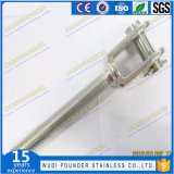 Stainless Steel Swage Fork Terminal