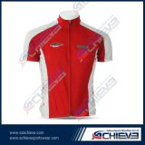 Professional Coolmax Men's Cycling Jersey with Top Quality (CY-26)