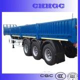 Tri-Axle Side Wall Semi Trailer/ China Cargo Trailer Supplier