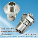 Small MOQ Factory SUS316 Precision Turning Machining CNC Lathe Part