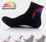 Custom Men′s Cotton Sport Ankle Sock in Various Colors and Designs