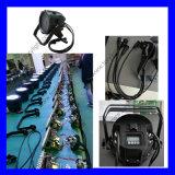 54*3W RGBW IP56 Waterproof LED PAR Can
