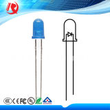 5mm Blue High Brightness Water Clear LED