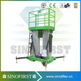 4-22m Aluminium Aerial Work Platform