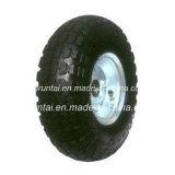 Chaep Popular pneumatic Tyre Rubber Wheel
