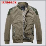 New Arrived Polyester Jacket for Men Winter Coat