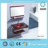 Rectangle Lacquer Glass Bath Vanity (BLS-2133)