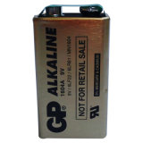 Gp Alkaline Battery (9V 1604A)