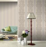 2013 New Deep Embossed PVC Wallpaper (Nordic Cilvinization 10505)