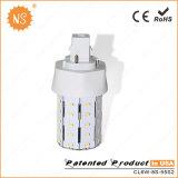 China Factory 700lm CRI80 E27 Gx24D 6W LED Mini Corn Light