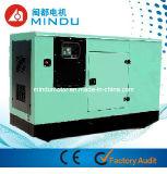 100kw Water Cooled Yuchai Silent Type Diesel Generator Set