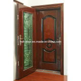 Steel Door, Steel Security Doors (HY-F222)