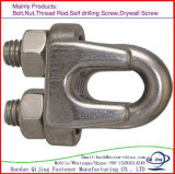 Wire Rope Clip/ Zinc Steel Cable Clamp for Wire Rope