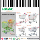 Super Market Shopping Trolley Cart with Baby Seat