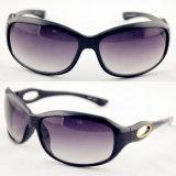 Fashion Polarized Promotion Designer Women Sun Glasses Eyewear (91059)