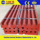 High Quality Manganese Steel Jaw Crusher Parts Jaw Plate