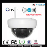720p HD Dome Wireless WiFi IP Camera