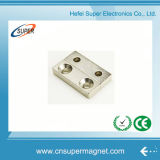 China N40 Epoxy Coating Neodymium Block Magnet