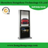 65 Inch Floor Stand Touch Screen Self-Service Terminal Kiosk