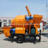 Concrete Mixer with Pump Capacity Is 30m3/H. (JBT30)