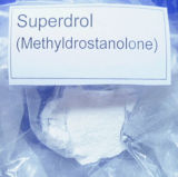 Effective Muscle Gaining Steroid Raw Powder Superdrol CAS: 3381-88-2