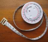 BMI Body Plastic Retractable Tape Measure