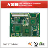 Lead-Free Hal PCB Gold-Plated PCB