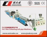PVC Fiber Enhancing Soft Pipe Machinery