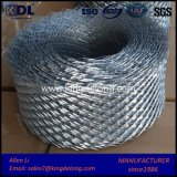 Galvanized Expanded Strip Lath Mesh